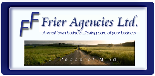 Frier Agencies Mobile Banner